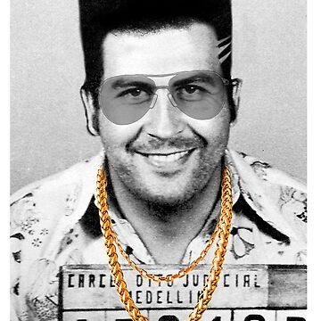 Pablo Escobar Funny by LeoZitro