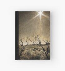 Under An Unforgiving Sun Hardcover Journal