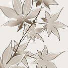 Sepia Foliage by zhirobas
