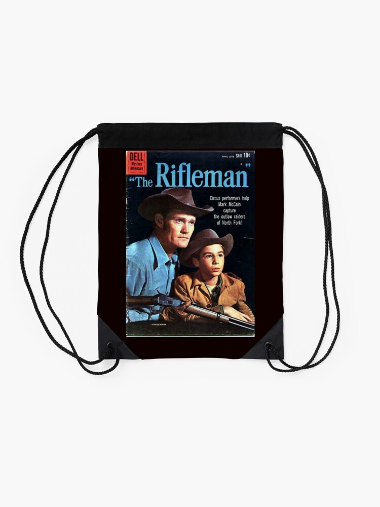 Alternate view of The Rifleman Drawstring Bag