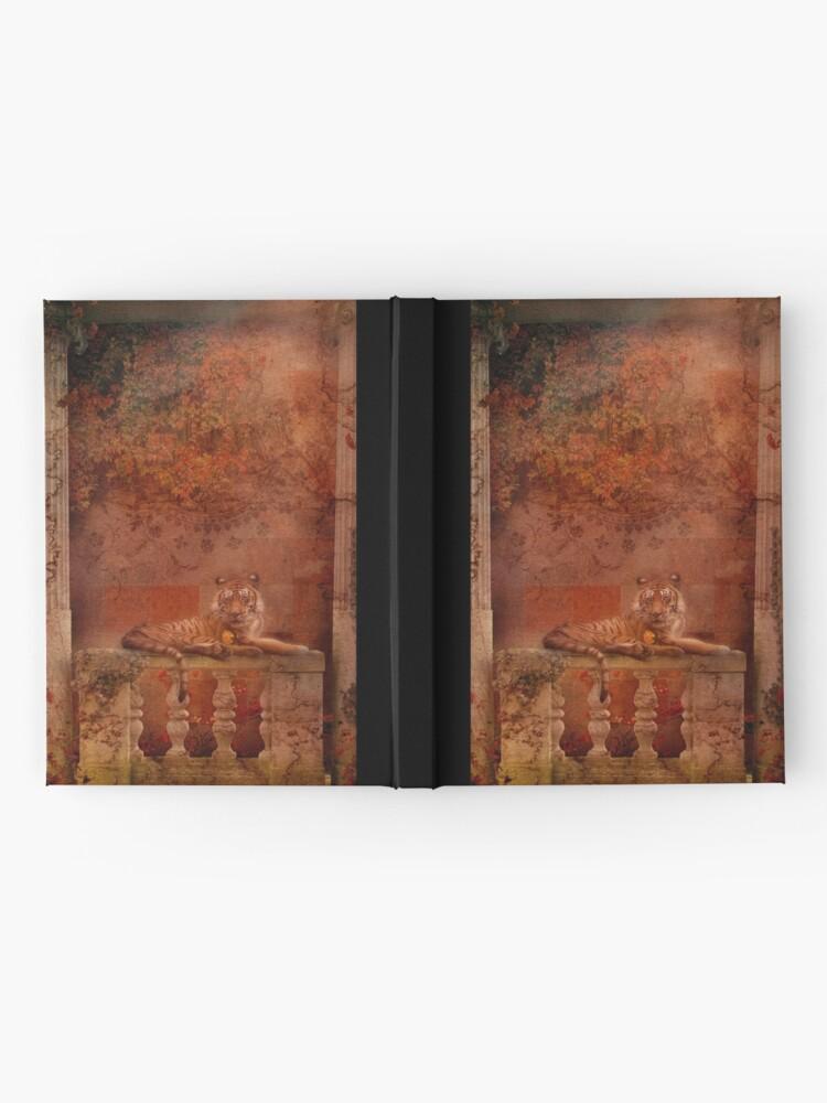 Alternate view of Tigra de la Rosa Hardcover Journal