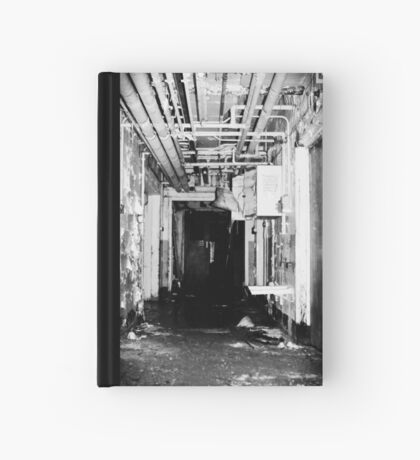 Room 3 is straight ahead Hardcover Journal