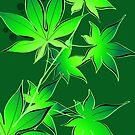 Dark Green Leaves by zhirobas