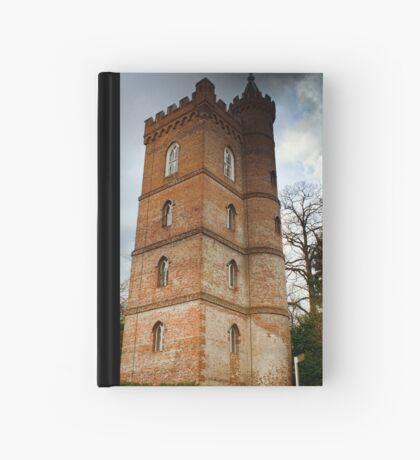 Gothic Tower Hardcover Journal
