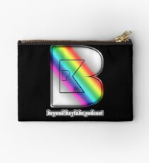 Beyond Kayfabe Podcast - New Beyond Pride Studio Pouch