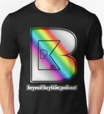 Beyond Kayfabe Podcast - New Beyond Pride Unisex T-Shirt