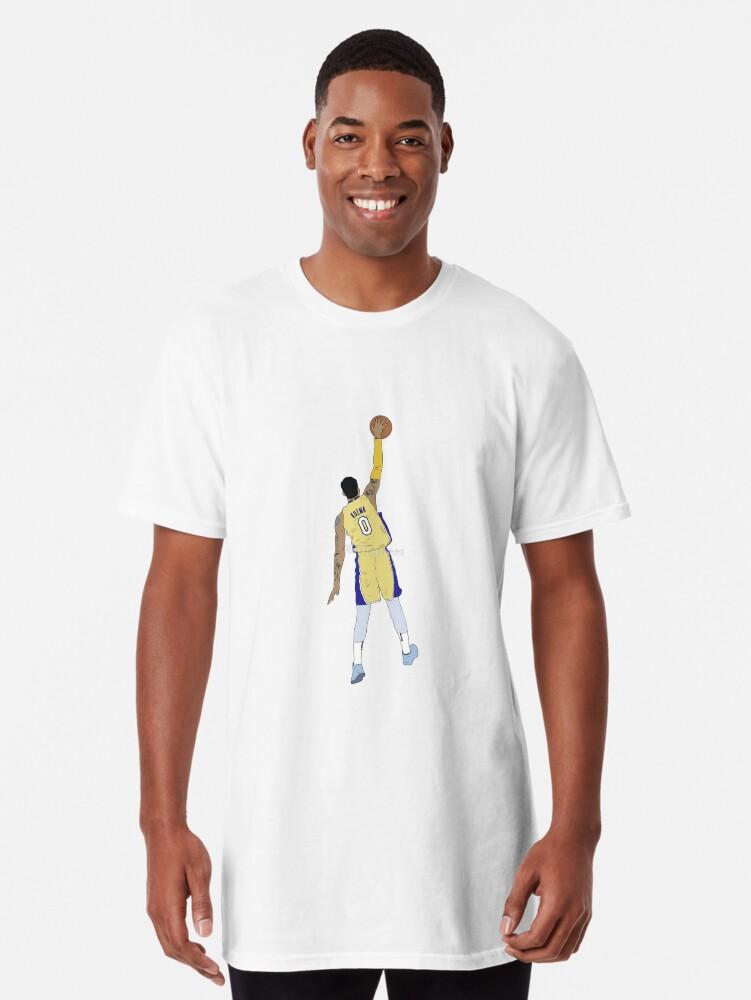 designer fashion 5bf8d 383f8 'Kyle Kuzma' Long T-Shirt by SeanWorrall