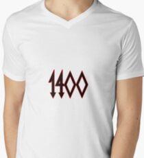 Big 14 V-Neck T-Shirt