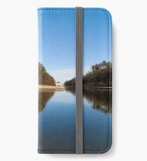 Nymphenburg Palace Reflections iPhone Wallet/Case/Skin
