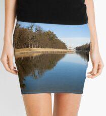 Nymphenburg Palace Reflections Mini Skirt