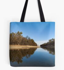 Nymphenburg Palace Reflections Tote Bag
