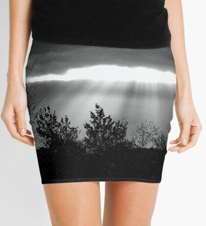 The Last Rays! Mini Skirt