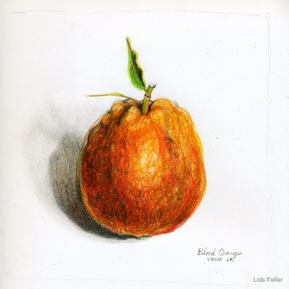 Blood Orange by Lois Keller