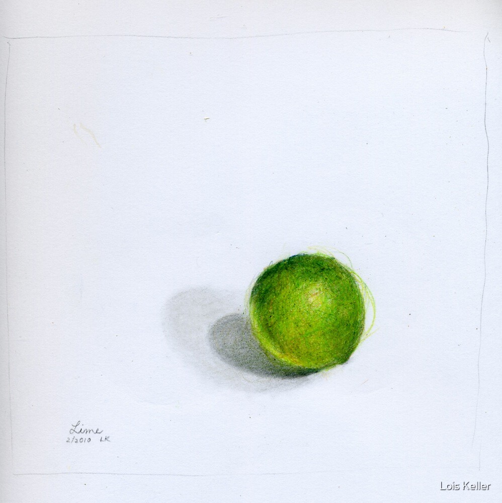 Lime by Lois Keller
