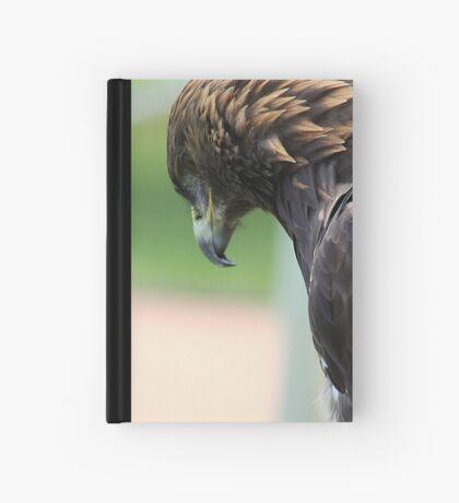 Golden Eagle Hardcover Journal