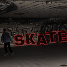 Skate City by Ruth  Jones