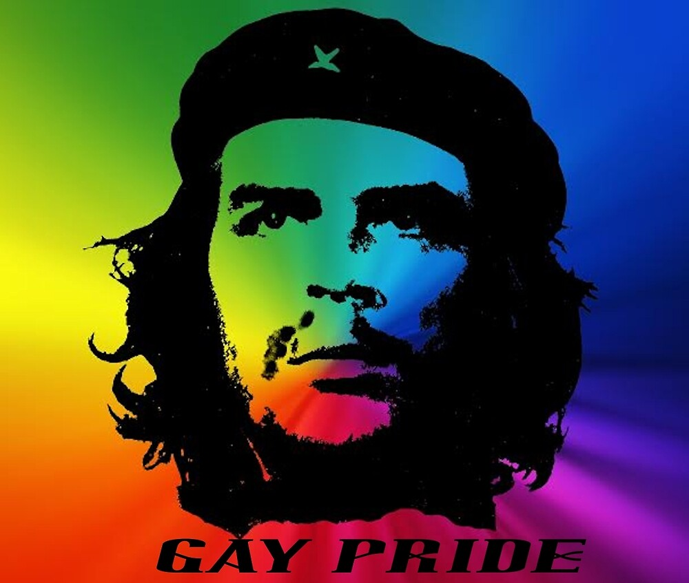 Che Gay Pride by ChangeApparel