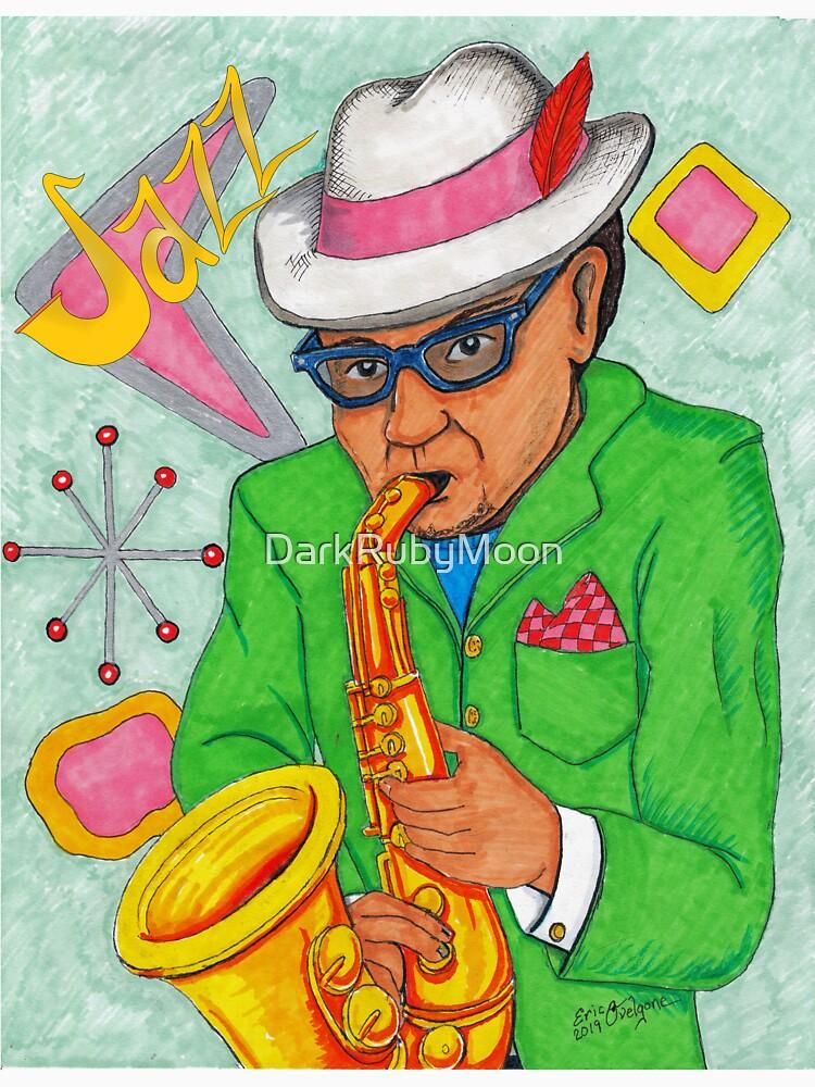 Jazz by DarkRubyMoon