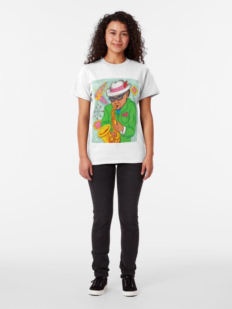 Alternate view of Jazz Classic T-Shirt