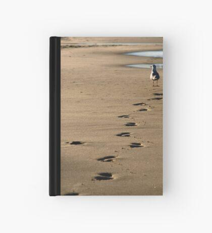 Not my Footprints Hardcover Journal