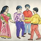 Helping Hands by tanmay