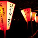 Lanterns by F.M. Gore-Kelly