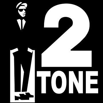 Camisa de 2 registros de tono de RatRock