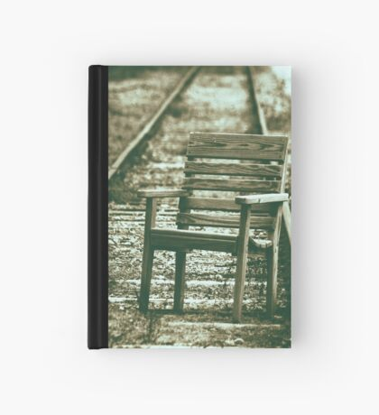 The wrong track Hardcover Journal