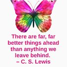 Butterfly – C. S. Lewis by charliedelong