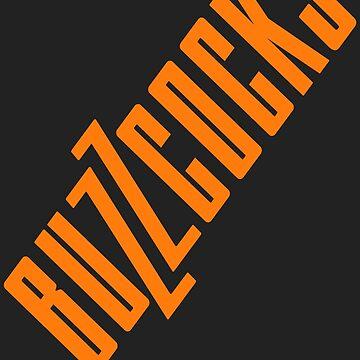 Camisa Buzzcocks de RatRock