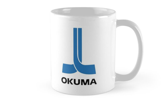 CNC - Okuma by cadcamcaefea