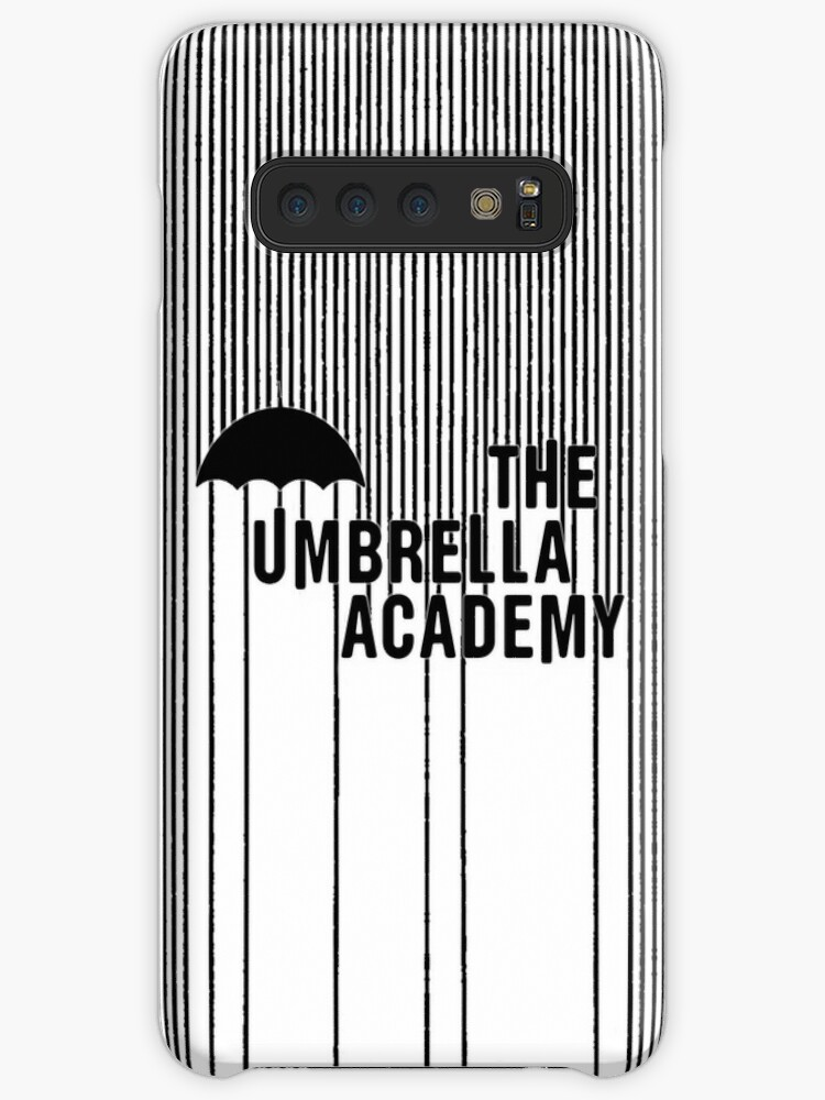 'The Umbrella Academy - Logo with lines' Case/Skin for Samsung Galaxy by  Daylightring Account