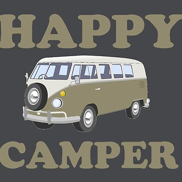 Happy Camper by BeachCafe