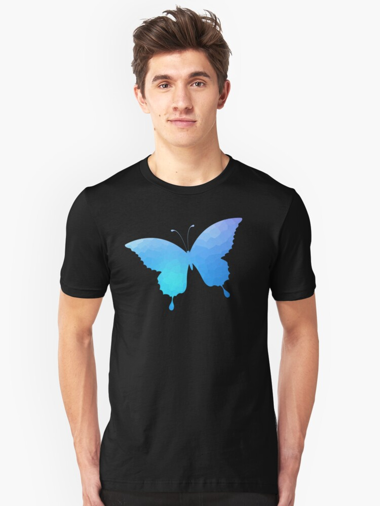 Butterfly Unisex T-Shirt Front