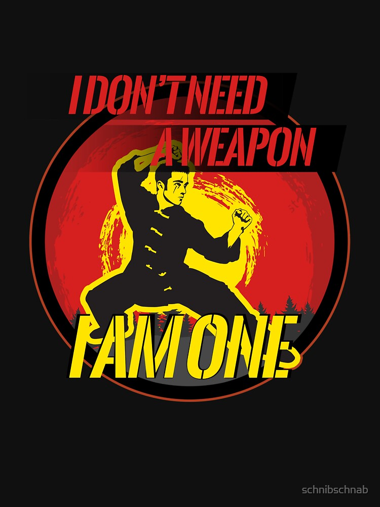 I am the weapon by schnibschnab