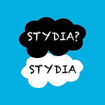 Stydia? Stydia. by GeorgiaMae14