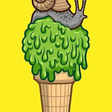 Snail Cone by Jennifer-Smith
