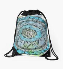 Serenity Manadala Drawstring Bag