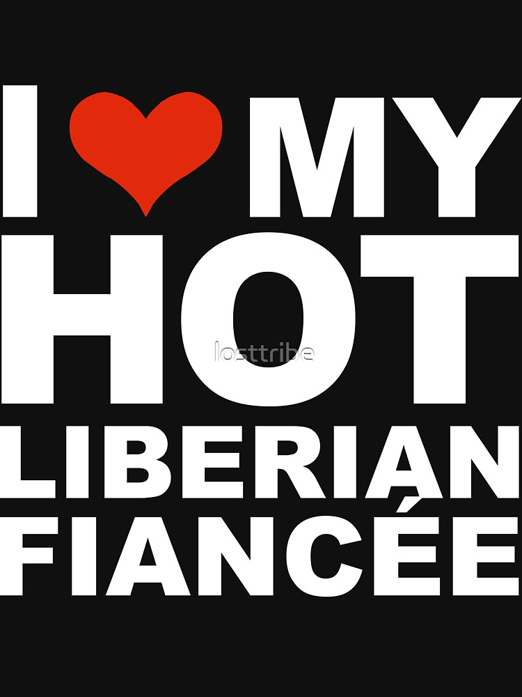 I Love my hot Liberian Fiancee Engaged Engagement Liberia by losttribe
