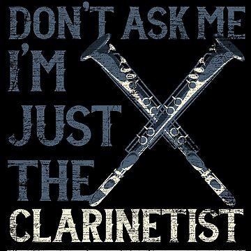 Clarinet band by GeschenkIdee