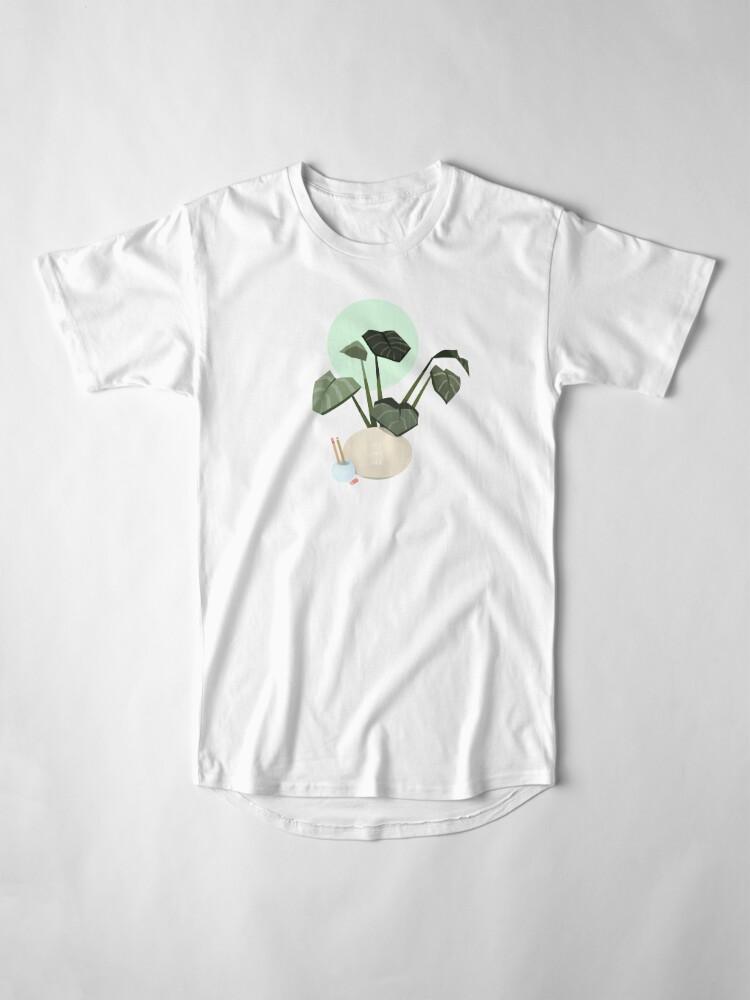 Alternate view of Plants plants plants Long T-Shirt