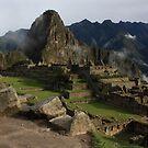 Machu Picchu by tpfmiller