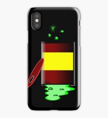 Toxic 2 by Chillee Wilson iPhone Case