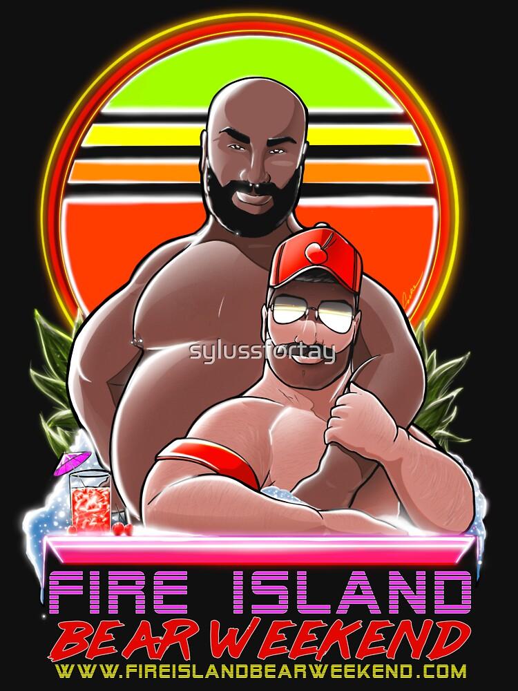 FIRE ISLAND BEAR WEEKEND 2019 by sylussfortay