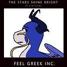 Feel Greek Inc. (Atticus) by Kiwiflame
