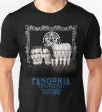 Fangoria | Hochrechnungen und zwei Fragen Slim Fit T-Shirt