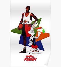 Hase Jordanien Poster