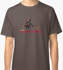 The Postal Dude and Champ Classic T-Shirt