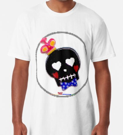 Skull's Out ②②② by RootCat Long T-Shirt