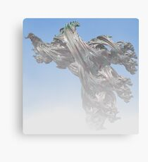 I Caught the Wind in the Clouds Canvas Print
